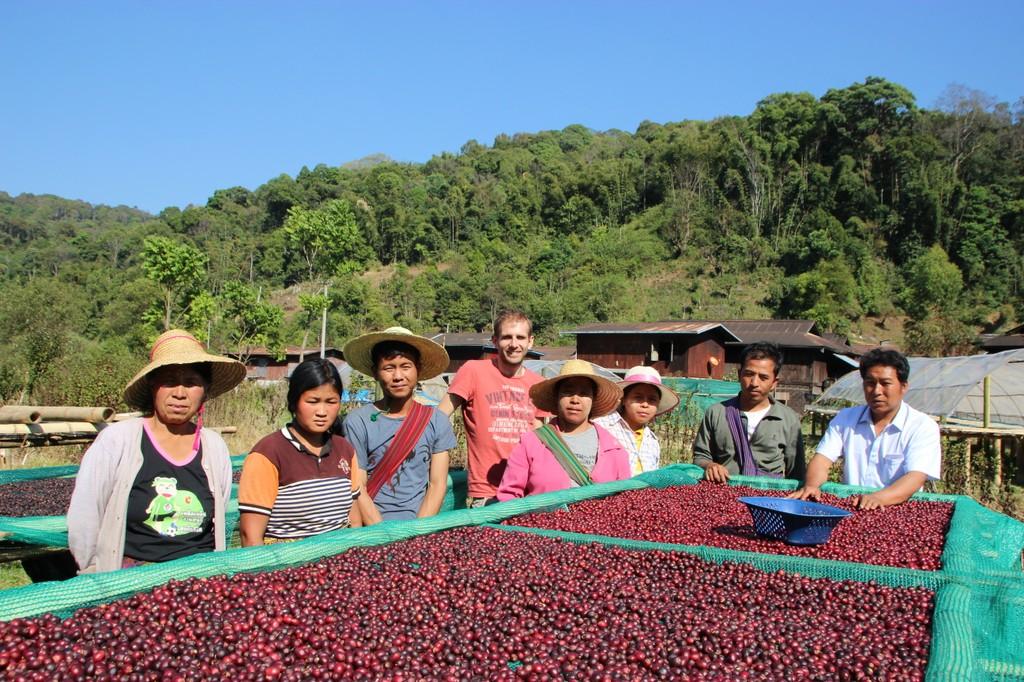 Kaffa Roastery en Birmanie